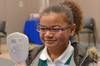 Essilor Vision Foundation - Helping kids across the U.S. have a better life through better sight!