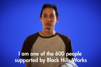 Black Hills Works: Because of You