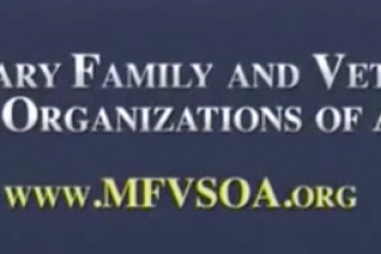 Military Family and Veterans Service Organizations of America Video